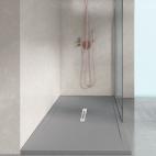 Receveur Clay - Gris Concret